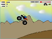 clique para juegos Big Truck Adventures - Canyon Run