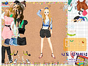 clique para juegos Belts and Jewels Dress Up