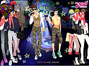 clique para juegos Party Couple Dress Up