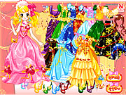 clique para juegos Full Colors of Princess