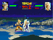 clique para juegos Dragon Ball Z Power Level Demo