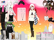 clique para juegos Skyline Dress Up
