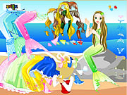 clique para juegos Mermaid 2 Dress Up