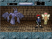 clique para juegos Digital Angels: Summoner Saga 1