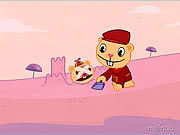 clique para juegos Happy Tree Friends - Water Way to Go