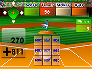 clique para juegos Batters Up Base Ball Math - Addition Edition