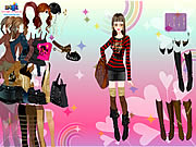 clique para juegos Sexy Shophiticated Dress Up