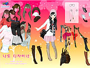 clique para juegos Skirts Scarves Dress Up