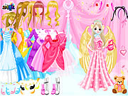 clique para juegos Angel Style Dress Up