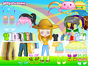 clique para juegos Cutie Doll Dress Up