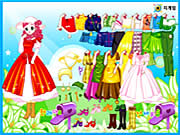 clique para juegos Princess Anime Dress Up
