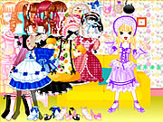 clique para juegos Sweet Candy Dress Up