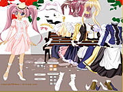clique para juegos Lady Anime Dress Up