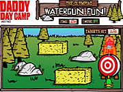 clique para juegos Daddy Day Camp Watergun Fun