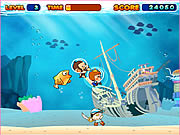 clique para juegos Under the Sea