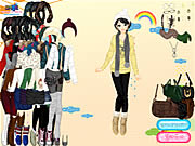 clique para juegos After the Rain Dressup