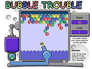clique para juegos The Bubble Trouble Game
