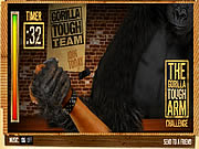 clique para juegos The Gorilla Tough Arm Challenge