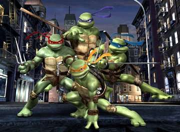 clique para juegos Teenage Mutant Ninja Turtles -  Street Brawl
