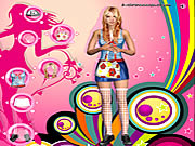clique para juegos Britney Spears in 3D Dressup