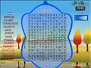 clique para juegos Word Search Gameplay 4 - Cards