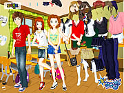 clique para juegos Boy And Girl Dress Up