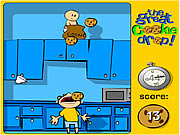clique para juegos The Great Cookie Drop