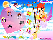 clique para juegos Cupid Girl Dress Up