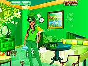 clique para juegos St. Patricks Day Room Decor