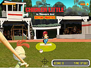 clique para juegos Chicken Little - Batting Practice