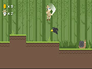 clique para juegos Adventure Mitch and Survival Charley