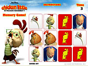 clique para juegos Chicken Little - Memory Game