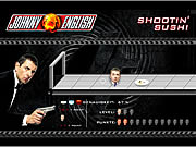 clique para juegos Johnny English - Shootin' Sushi
