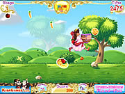 clique para juegos Princess and The Magical Fruit
