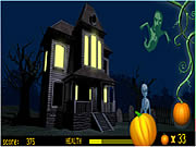 clique para juegos The Haunted House
