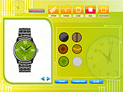 clique para juegos Customize Your Watch