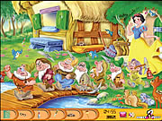 clique para juegos Hidden Objects - Snow White