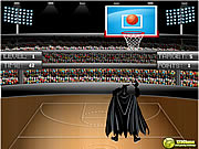 clique para juegos Batman Vs Superman Basketball Tournament