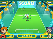 clique para juegos SuperSpeed One on One Soccer