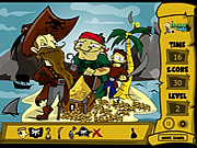clique para juegos Pirates Hidden Objects