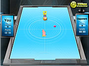 clique para juegos Spongebob Squarepants - Hockey Tournament