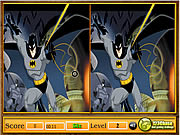 clique para juegos Batman - Spot The Difference