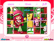 clique para juegos Strawberry Shortcake Mix-Up