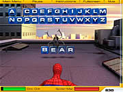 clique para juegos Spiderman 2 - Web of Words