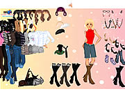 clique para juegos Fashion Dress-up