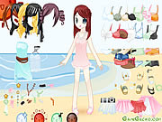 clique para juegos Dress up Doll 5