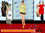 clique para juegos Hilary Duff Dress up 2