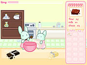 clique para juegos Bunnies Kingdom Cooking Game