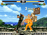 clique para juegos King of Fighters Death Match