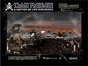 clique para juegos Iron Maiden - A Matter of Life and Death
